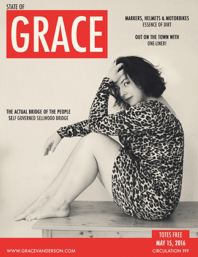 State of Grace Volume 1 Issue 3