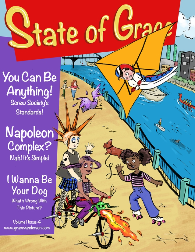 State of Grace Volume 1 Issue 4