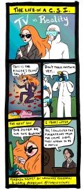 TV vs Reality