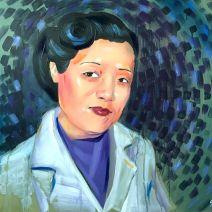 Portrait of Chien Shiung-Wu